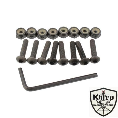 KHIRO PANHEAD NUTS AND BOLTS 1.5 INCH