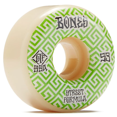 BONES STF PATTERNS V2 LOCK INS WHEELS 99A 53MM