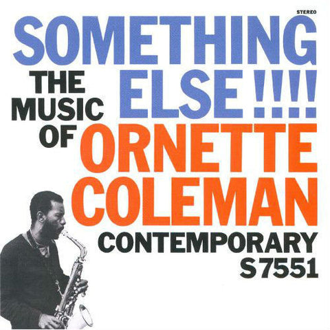 Ornette Coleman-Something Else! The Music Of Ornette Coleman - Skateboards Amsterdam