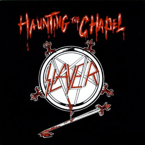 Slayer-Haunting The Chapel - Skateboards Amsterdam