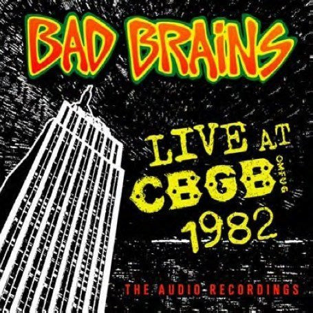 Bad Brains-Live At CBGB 1982-Special- - Skateboards Amsterdam