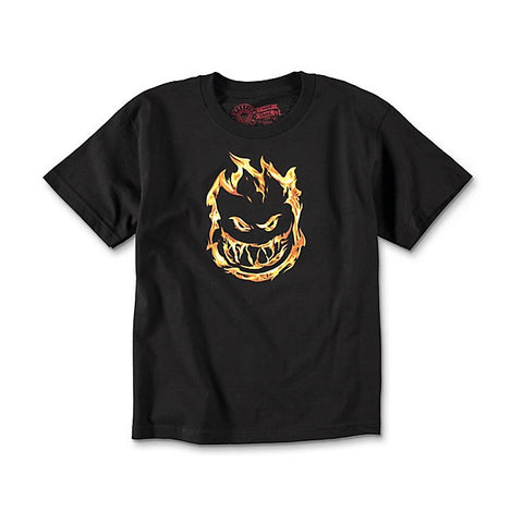 SPITFIRE 451 YOUTH T-SHIRT BLACK