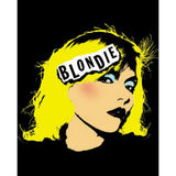 BLONDIE FACE FITTED T-SHIRT BLACK - Skateboards Amsterdam - 2