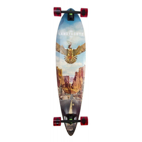 LANDYACHTZ BAMBOO PINNER CANYON COMPLETE