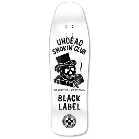 BLACK LABEL UNDEAD SMOKING CLUB WHITE DIP 9.5