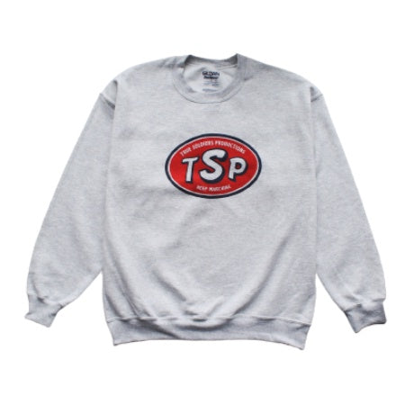 TRUE SOLDIERS PRODUCTIONS-TSP CREWNECK