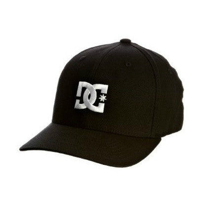 DC CAP STAR 2 YOUTH BLACK - Skateboards Amsterdam