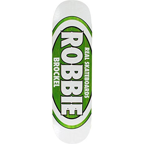 REAL BROCKEL PRO OVAL SKATEBOARD DECK 8.06 - Skateboards Amsterdam