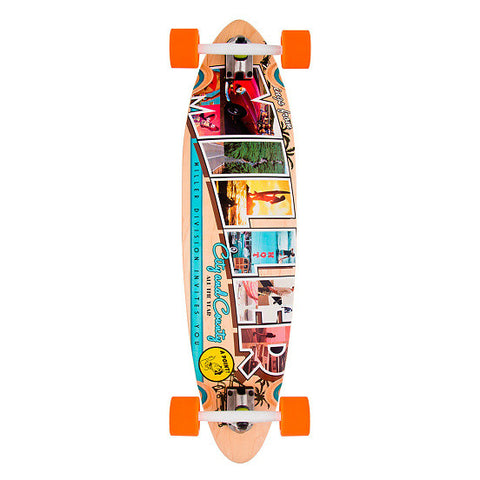 MILLER GREETINGS 36' COMPLETE - Skateboards Amsterdam