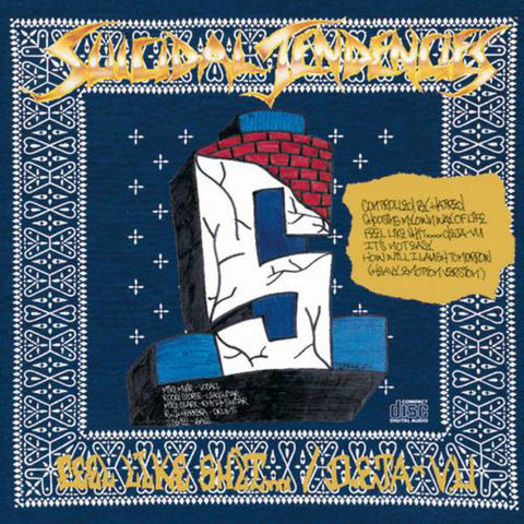 Suicidal Tendencies-Controlled By Hatred/Feel Like Shit