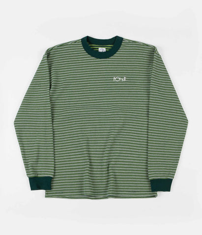 POLAR SHIN LONGSLEEVE DARK GREEN