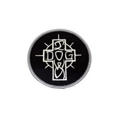 DOGTOWN ESE CROSS PATCH