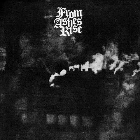 From Ashes Rise-Concrete And Steel