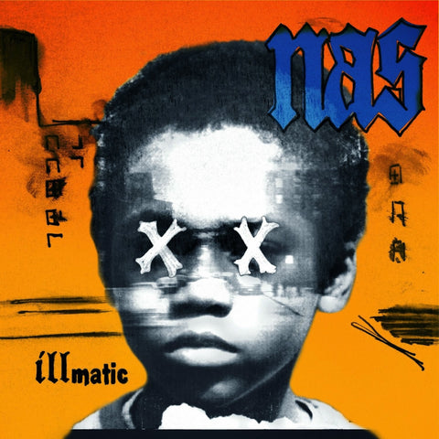 Nas-Illmatic XX - Skateboards Amsterdam