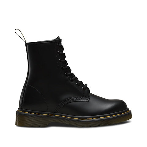 DR MARTENS 1460Z 8 HOLE BASICS BLACK SMOOTH