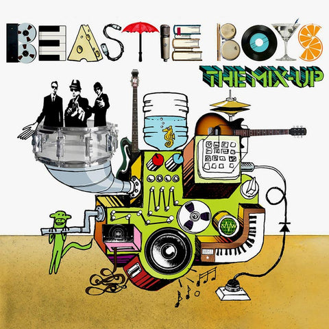Beastie Boys-Mix Up