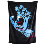 SANTA CRUZ SCREAMING HAND BLANKET