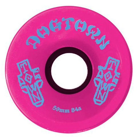 DOGTOWN MINI CRUISER OG PINK 84A 59MM