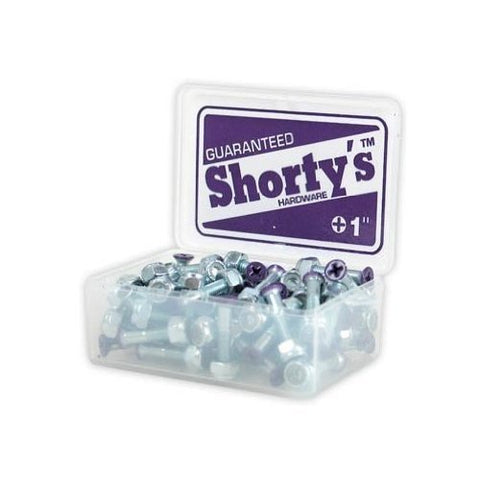 "SHORTY'S 1"" COLOR TIP PURPLE"