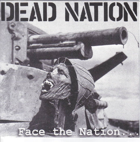 Dead Nation-Face the Nation 2nd Hand - Skateboards Amsterdam