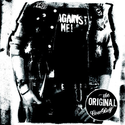 Against Me! -The Original Cowboy - Skateboards Amsterdam