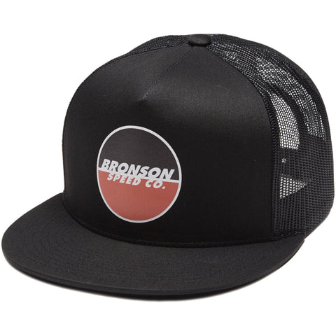 BRONSON SPEED CO. BSC PATCH TRUCKER HAT