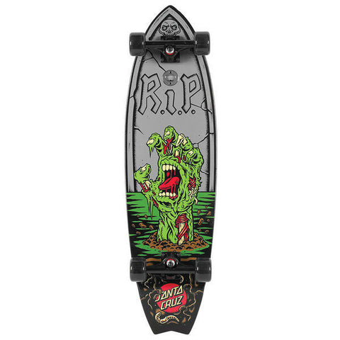 SANTA CRUZ WALKING HAND SHARK CRUZER 10 X 36 - Skateboards Amsterdam - 1