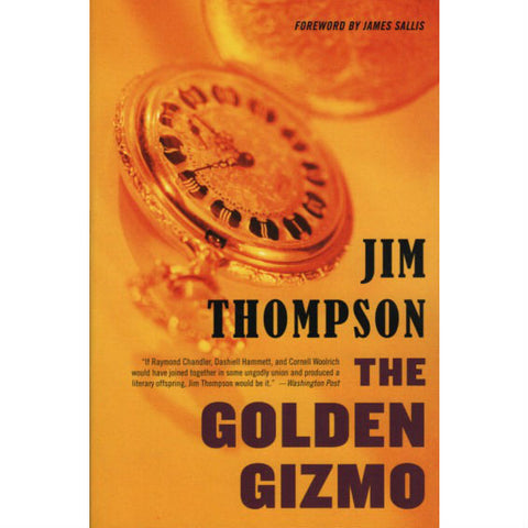 JIM THOMPSON-THE GOLDEN GIZMO - Skateboards Amsterdam