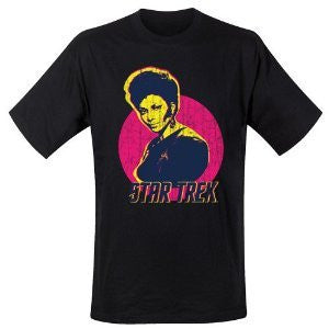 STAR TREK UHURU SUN T-SHIRT - Skateboards Amsterdam