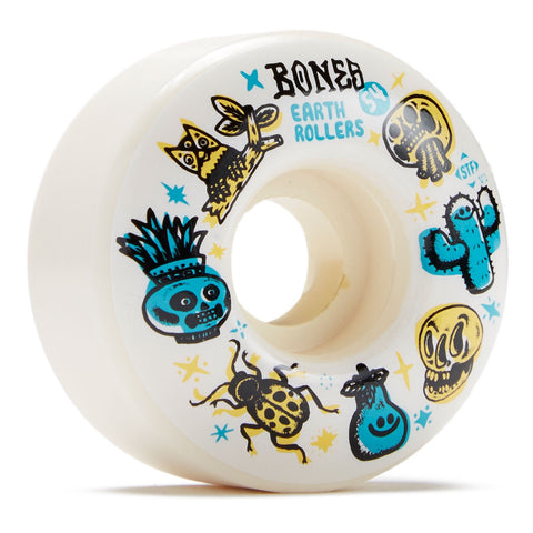 BONES X SIEBEN EARTH ROLLERS STF V1 83B 54MM