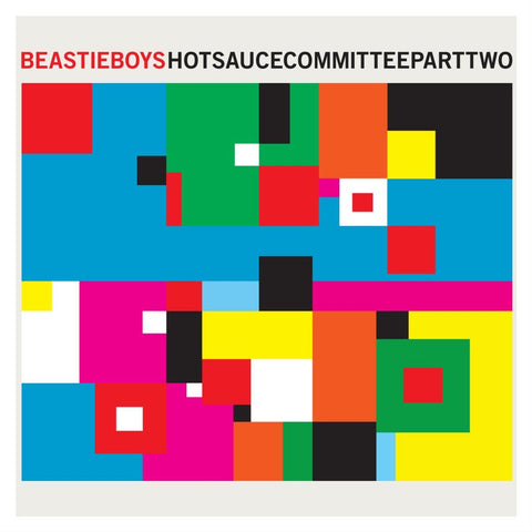 Beastie Boys-Hot Sauce Committee Part Two  -Hq-