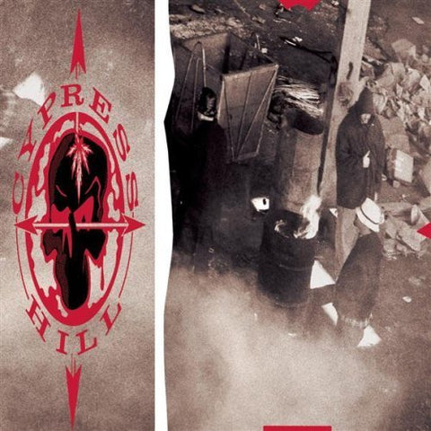 Cypress Hill-S/T -Remastered- - Skateboards Amsterdam