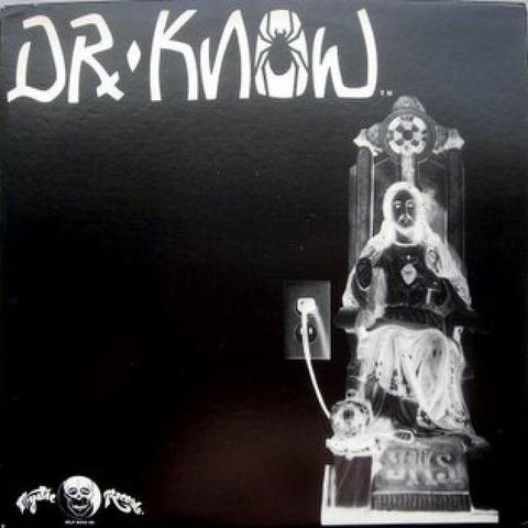 Dr Know-Plug In Jesus Incl Single Value Pack - Skateboards Amsterdam