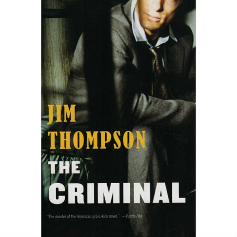 JIM THOMPSON-THE CRIMINAL - Skateboards Amsterdam