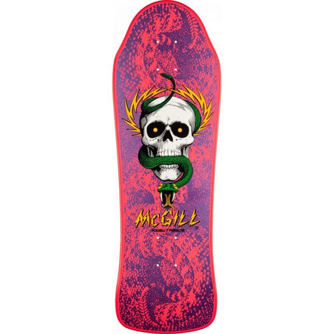 POWELL PERALTA BONES BRIGADE MIKE MCGILL SKULL AND SNAKE 9.94
