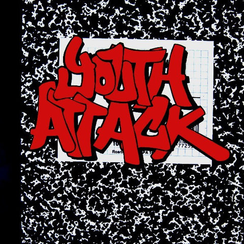 Youth Attack-S/T - Skateboards Amsterdam