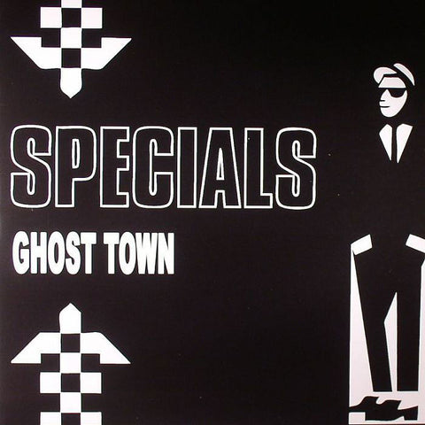 Specials-Ghost Town -Ltd- - Skateboards Amsterdam
