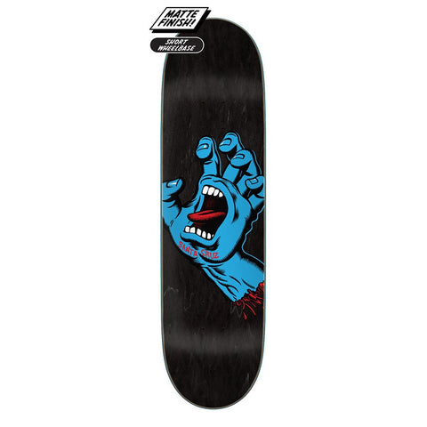 SANTA CRUZ SCREAMING HAND BLACK 8.6