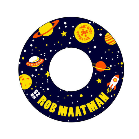 HOUTMOOD ROB MAATMAN PLANETARY 52MM - Skateboards Amsterdam