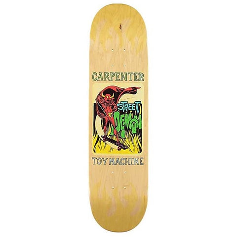 TOY MACHINE CARPENTER STREET DEMON 8.0