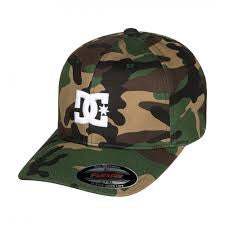 DC CAP STAR 2 CAMOUFLAGE
