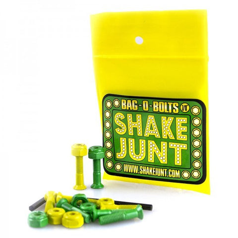 SHAKE JUNT ALL GREEN/YELLOW 7/8 INCH ALLEN