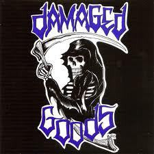Damaged Goods-S/T - Skateboards Amsterdam