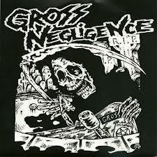 Gross Negligence-S/T - Skateboards Amsterdam