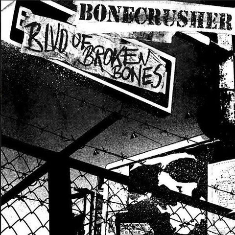 Bonecrusher-Blvd. Of Broken Bones - Skateboards Amsterdam