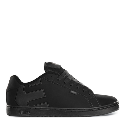 ETNIES FADER BLACK/DIRTY WASH - Skateboards Amsterdam - 1