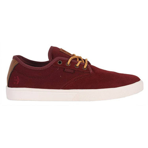 ETNIES JAMESON SLW BURGUNDY/GOLD