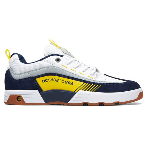 DC LEGACY 98 SLIM S WHITE/YELLOW/BLUE