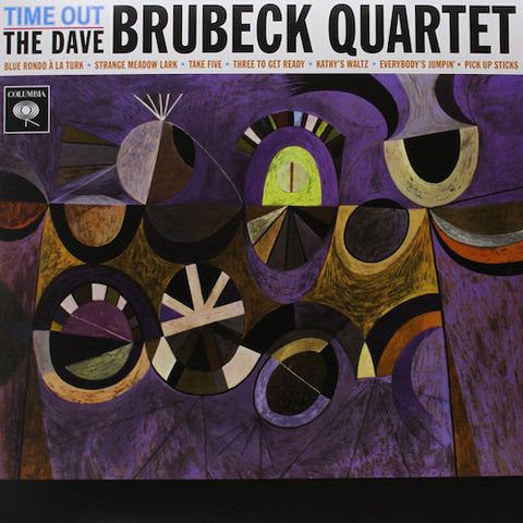 Dave Brubeck Quartet-Time Out -HQ- - Skateboards Amsterdam