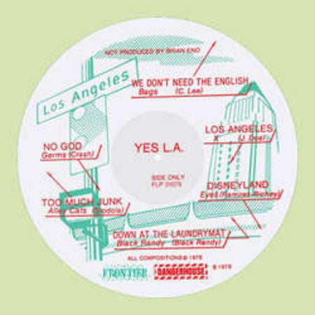 Yes L.A. V/A -Pic Disc- - Skateboards Amsterdam